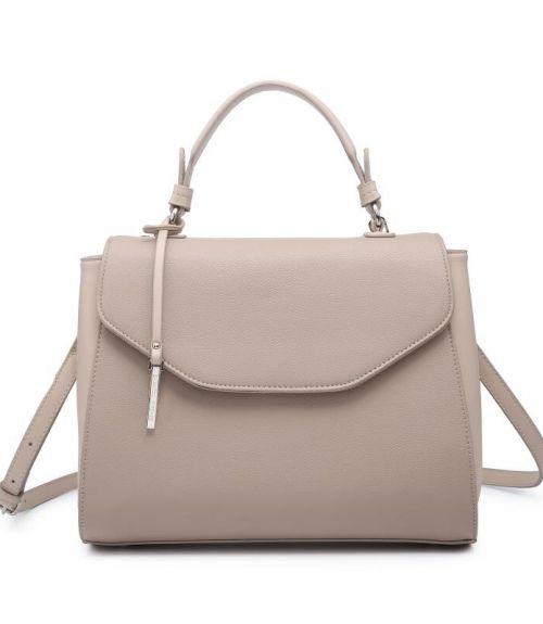 Τσάντα χειρός με μακρύ λουράκι - Αμμος