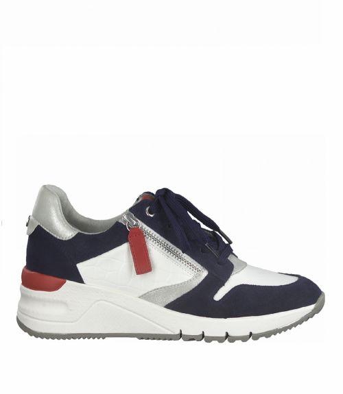 Tamaris sneakers με συνδυασμό χρωμάτων  - Multi