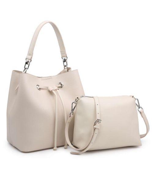 Τσάντα πουγκί  - Μπέζ