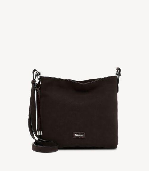 Tamaris τσάντα χιαστί  - Καφέ
